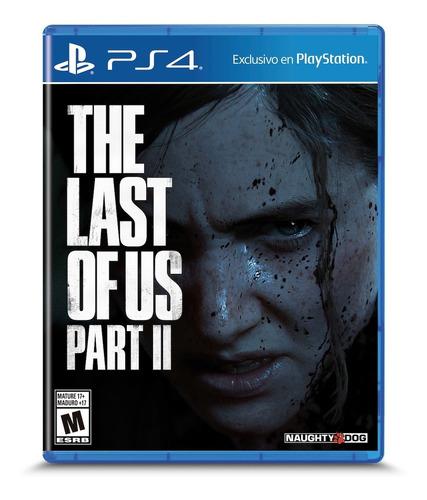 Imagen 1 de 10 de The Last Of Us Part 2 Formato Físico Ps4 Original