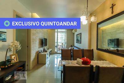 Apartamento No 7º Andar Com 3 Dormitórios E 2 Garagens - Id: 892934341 - 234341