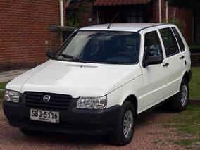 Fiat Uno Año 2007 Diesel - No Fue Taxi