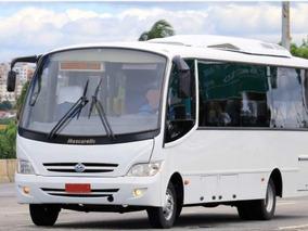 Micro Ônibus Mascarello -particular Seminovo Com Wc Impecav.