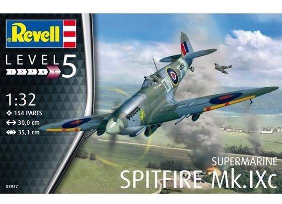 Spitfire Mk. Ix C 1/32 Marca Revell