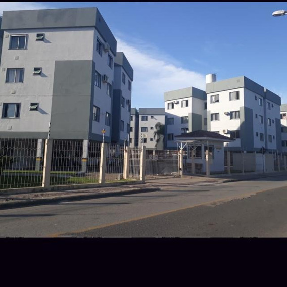 Apartamento Em Real Parque, São José/sc De 43m² 2 Quartos À Venda Por R$ 135.000,00 - Ap382395