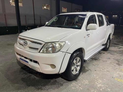 Toyota Hilux 2007 2.5 Cab. Dupla 4x4 4p
