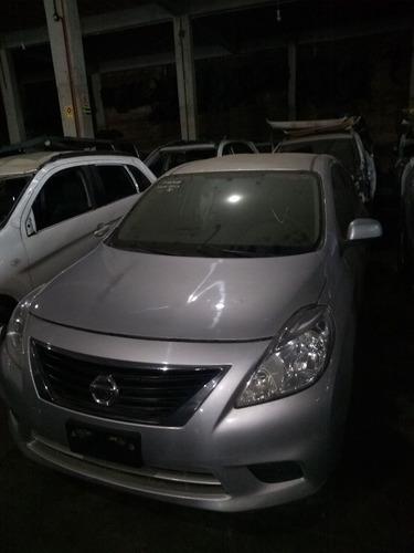 Imagem 1 de 3 de Sucata Nissan Versa 1.6 Sv Flex 2014 Retirada De Peças