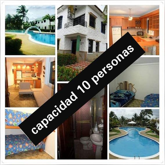 Alquilo Casas De Playa Higuerote, La Guaira, Caraballeda