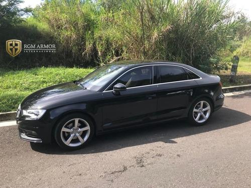Imagen 1 de 6 de Audi A3 Sedan1.4t 2015 - Unidad Demo Blindada Nivel Ii
