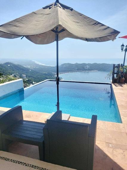 Exclusiva Residencia En Venta En Acapulco La Cima