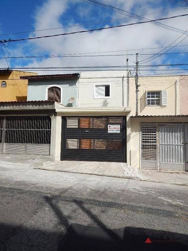 Sobrado Com 3 Dormitórios Para Alugar, 110 M² Por R$ 2.300,00/mês - Centro - São Bernardo Do Campo/sp - So0929