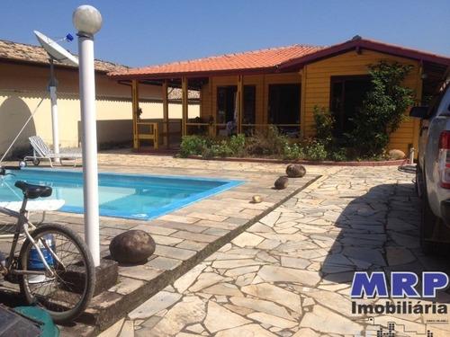 Imagem 1 de 15 de Ca00189 - Casa Condomínio Fechado Na Lagoinha Com 3 Dormitórios - Ca00189 - 33105882