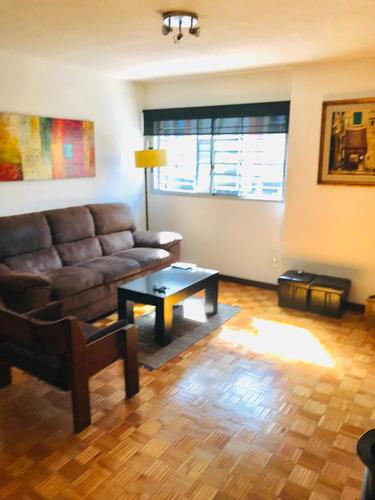 Imagen 1 de 10 de Apartamento En Punta Carretas 2 Dorm 2 Baños Patio