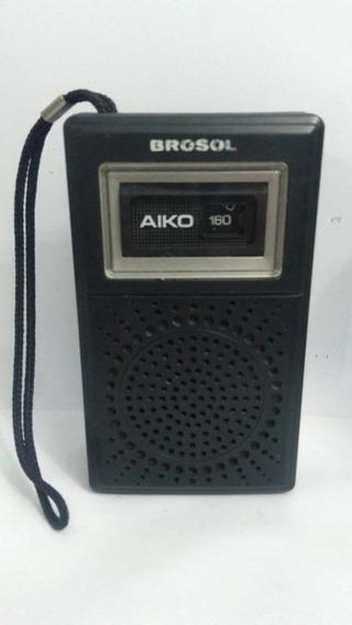 Rádio Portátil Aiko 6x-620