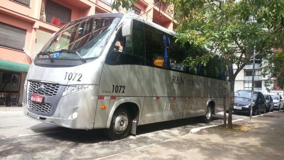 Micro-ônibus Volare Dw9-motor Mercedes - 26 Lugares
