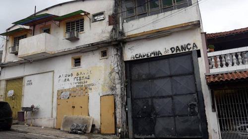 Imagem 1 de 30 de Galpão, 840 M² - Venda Por R$ 1.200.000,00 Ou Aluguel Por R$ 6.000,00/mês - Jardim Anny - Guarulhos/sp - Ga0088