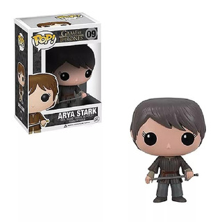 Funko Pop Arya Stark 09 Game Of Thrones