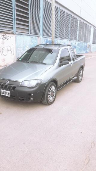 Fiat Strada 1.7 Adventure Cab Ex Aa+da 2008