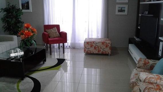 Casa Para Venda, 3 Dormitórios, Aparecida - Santos - 4767