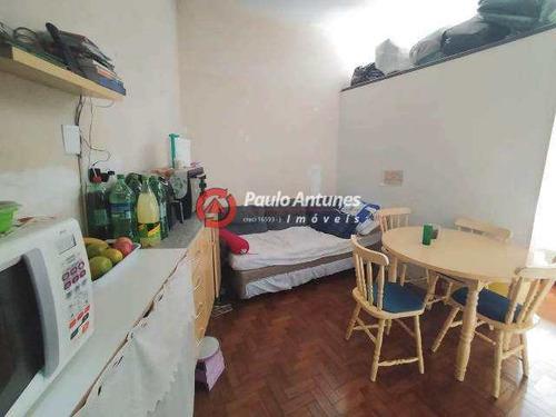 Apartamento 1 Dorm - R$ 200.000,00 - 30m² - Código: 9014 - V9014