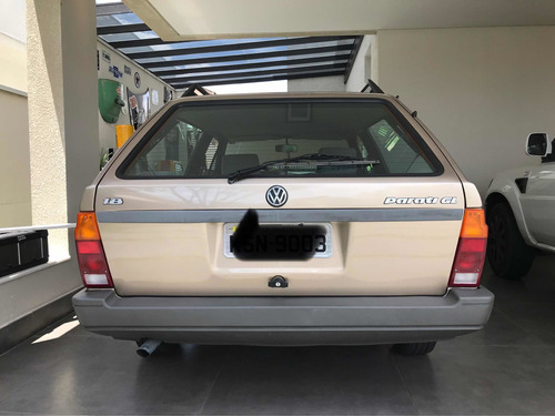 Imagem 1 de 10 de Volkswagen Parati 1.8 Gl 30 Mil Km