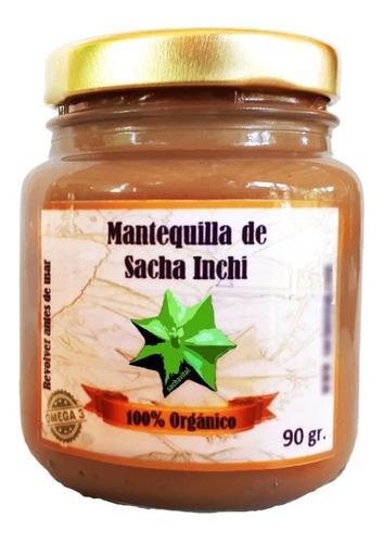 Imagen 1 de 1 de Mantequilla De Sacha Y Miel - Unidad a $9500