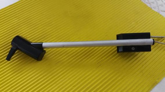 Braco Vitrola Philips Para Capsula Ev181 Cabeca De Cobra