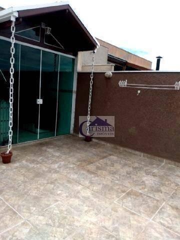 Imagem 1 de 15 de Cobertura Com 2 Dormitórios À Venda, 38 M² Por R$ 350.000,00 - Vila Humaitá - Santo André/sp - Co0204