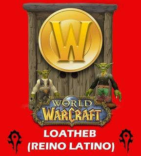 500 De Oro Wow Classic - Loatheb - Horda