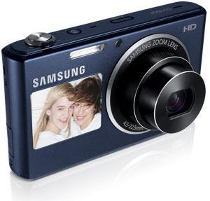 Câmera Digital Samsung Selfie Com Tela Frontal