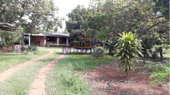 Chácara Para Venda Em Ra I Brasília, Cafe Sem Troco, 3 Dormitórios, 1 Banheiro, 2 Vagas - M0221_1-1091115