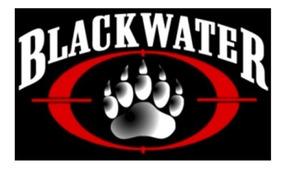 Adesivo Blackwater Adesivo Externo