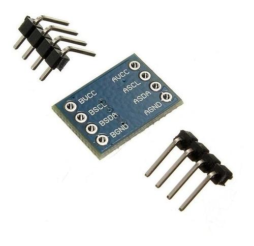 Cii I2c Conversión De Nivel Sensor De Módulo De 5v - 3v Sist