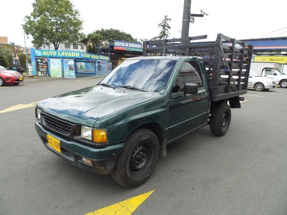 Chevrolet Luv Mt 2300cc 4x2 Estacas