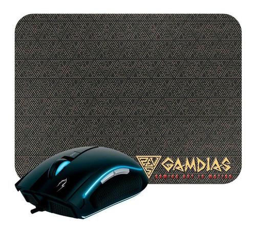 Kit Mouse Zeus E1a 3200dpi E Mousepad Nyx E1 Gamdias