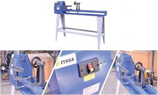 Torno Para Madera 370w 1000mm Itaka - Ferremax