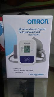 Medidorde Tensión T-nsiometros Marca Omron