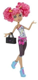 Monster High Dance Class Howleen Wolf Doll