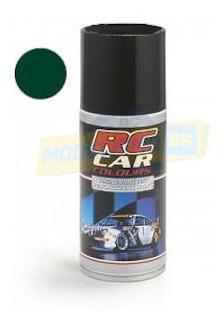 Rc Car Tinta Spray P/ Bolha Em Policarbonato Verde Britain