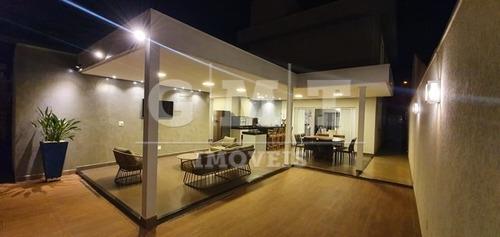 Casa Em Condomínio, Bonfim Paulista, Ribeirão Preto - Ca1384-v