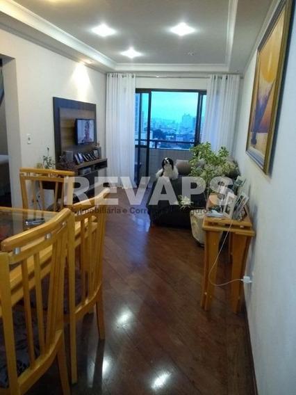 Apartamento Residencial À Venda, Baeta Neves, São Bernardo Do Campo. - Ap5521