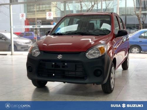 Suzuki Alto 800 Std 2021 Rojo 0km