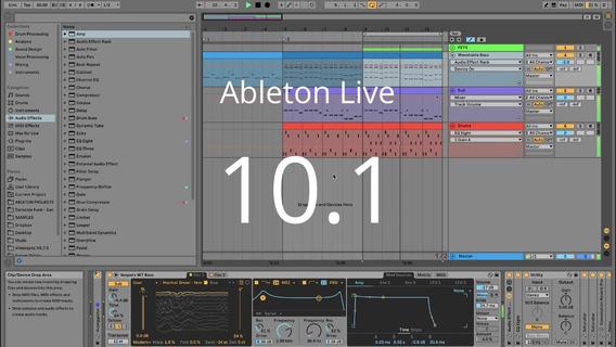 Ableton 10.1 Windows E Mac Atualizado + Brindes Promoção!