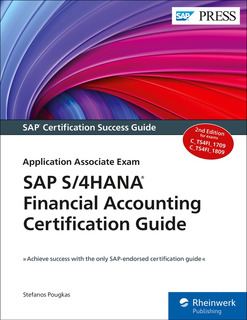 Libro Sap S/4hana Financial Accounting Certification Guide