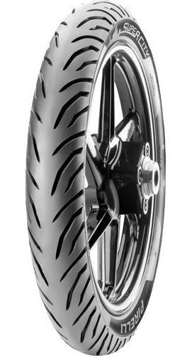 Pneu Traseiro Pirelli 80/100-14 Super City Honda Biz Pop