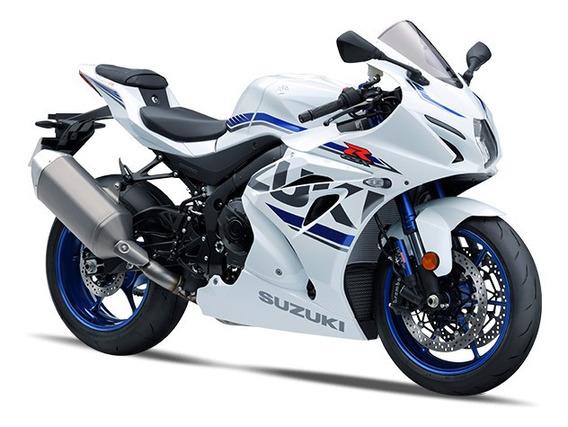 Suzuki Gsx-r1000r (srad) 2019/2020 Branco - 0km