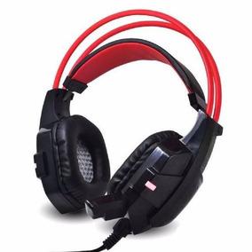 Fone Headphone Gamer Pc Microfone Reforçado Soldado Gh-x20