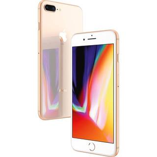 iPhone 8plus Gold 64gb -anatel Original Lacrado- Nf
