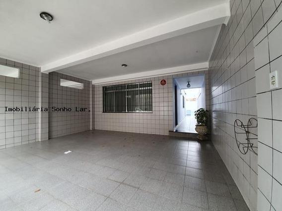 Sobrado Para Locação Em Osasco, Jardim D`abril, 3 Dormitórios, 1 Suíte, 4 Banheiros, 2 Vagas - 4882