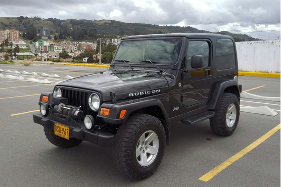 Jeep Rubicon 2006