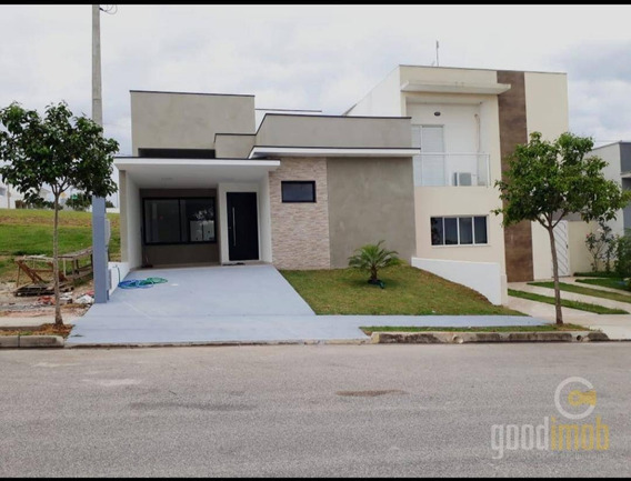 Excelente Casa Terras De São Francisco, Com 3 Dormitórios E Suíte - Ca0048