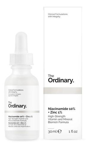 The Ordinary. Niacinamida 10% + Zinc 1%. 30ml