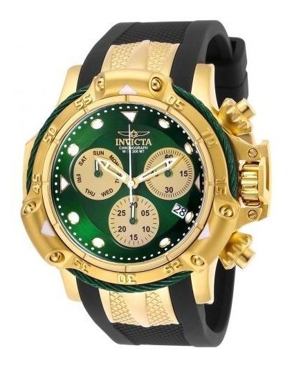 Liquidação Relógio Invicta Subaqua Gold Poseidon 26967